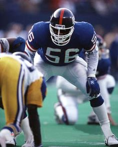 Lawrence Taylor Intensity (c.1988) - Photofile Inc.