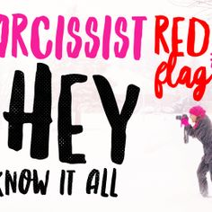 Red Flag of a Narcissist #32: The Know it All @tracyamalone
