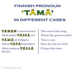 I'm on a mission to help you understand one of the most important features about the Finnish language - the grammatical cases! Join the Finking Cap Club to learn more. Finnish Grammar, Finnish Language, Finnish Words, Learn Finnish, World Languages, Vocabulary, Pride, Europe, Learning