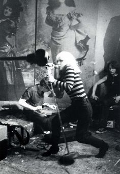 Blondie: It's a Godlis World: Early Photos of Punk Rock After Dark | VICE United States