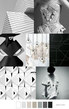 TENDENCIA GEOMETRÍA CAMBIANTE / Shape shift #coolhunting #tendencias #2017