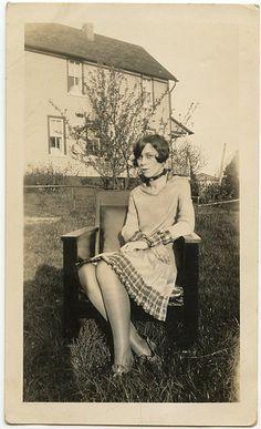 #vintage #flapper