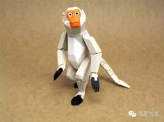 Taiwanese artist 3D prints a playful monkey with 24 movable joints to celebrate Chinese New Year