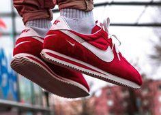 Nike Cortez II Nylon Red (1996) - @airmax1atmos
