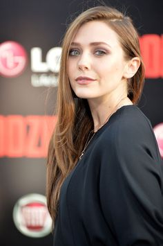 Elizabeth Olsen - 'Godzilla' LA Premiere