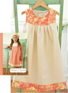 Polka Dots and Summer by Fig Tree & Co.