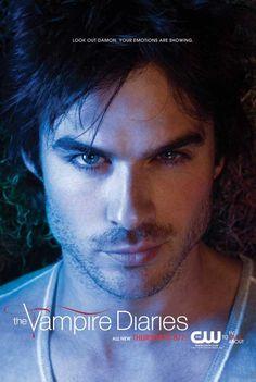 The Vampire Diaries 11x17 TV Poster (2009)