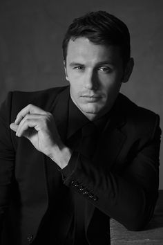 James Franco, photographed by Kurt Iswarienko for ICON Spain, Nov 2013.