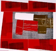 Louise Nevelson  - Untitled, 1967, lithograph, Tamarind