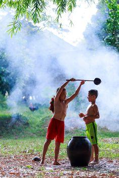 Childhood  #Travel #Vietnam #Childhood #Children