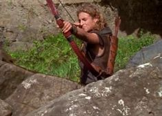 Iolaus hunting
