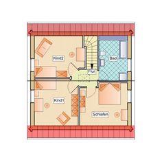 2D Grundrisse Ansichten Schnitte von Gebäuden CAD zu finden auf www.visual-creations.de - Gera