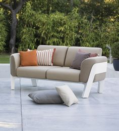 Outdoor Sofa, Outdoor Furniture, Outdoor Decor, Paris Model, Hygge, Finding Peace, Relax, Cushions, Comfort