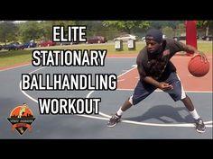 Stationary Ball Handling Drills For Basketball