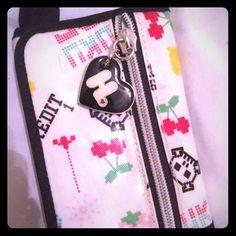 Clear Out SALEHarajuku lovers wallet-like new Like new Harajuku Lovers Bags Wallets