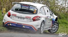 ERC/ IRELANDE: THE 208 T16 SECOND IN THE CHAMPIONSHIP 208 T16 / PEUGEOT RALLY ACADEMY