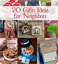 1000 images about small christmas gift ideas on pinterest for Great gifts for neighbors on the holiday