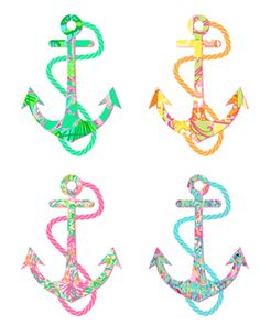 Awesome anchors!!!!!!!!