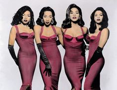 """The summer of 1992 marked the beginning of En Vogue's rise to stardom, when their hit """"My Lovin' (You're Never Gonna Get It)"""" which went on to be one of the biggest hits of the decade."""