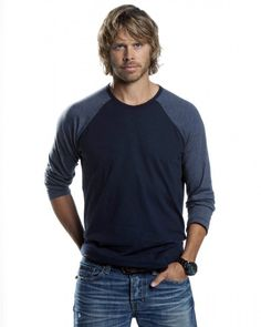 Deeks from NCIS LA, He and Kensi are the most perfect partners! Love that show!