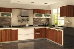 Indian Kitchen Organization – 5 Reasons Why Modular Kitchen Designs Are The Late… Indian Kitchen Organization – 5 Reasons Why Modular Kitchen Designs Are The Latest Trend in Home Decor… Kitchen Cupboard Designs, Small Kitchen Cabinets, New Kitchen Designs, Kitchen Room Design, Modern Kitchen Design, Kitchen Layout, Home Decor Kitchen, Interior Design Kitchen, Kitchen Decorations