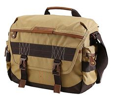 d967c79662c2 Vanguard Havana 33 DSLR Camera Messenger Bag Case