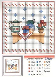 Gráficos de ponto cruz - Marcia R - Picasa Albums Web