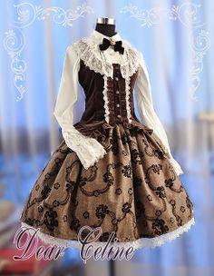 Forum » lolita bodice / bustier / vests » My Asian Fashion:::Your favorite Asian Fashion community online.