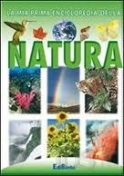"Venerdi' del libro: ""La mia prima enciclopedia della Natura"""