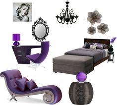 """purple romance"" by beth12325 on Polyvore"