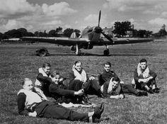 The Battle of Britain RAF pilots