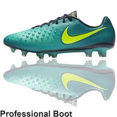 The Football Nation Ltd - Nike Magista Opus II Boots (Teal/Jade/Volt), £179.99 (http://www.thefootballnation.co.uk/nike-magista-opus-ii-mens-football-boots-teal-jade-volt-floodlights)