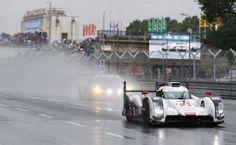 Ehrenrunden für den Le-Mans-Sieger: R18 e-tron quattro unterwegs am Norisring und in Goodwood
