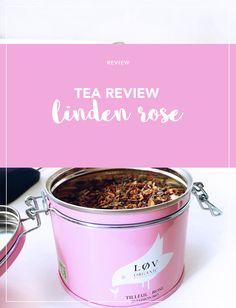 Tea review: Linden-Rose