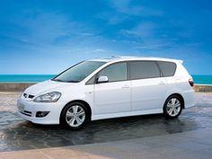 Toyota Ipsum (ACM20W) '10.2003–12.2009