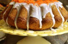 Κέικ χωρίς ζάχαρη με μπανάνα, καρότο και μέλι: Το γλυκό που έχει γίνει μαζική μανία Healthy Sweets, Healthy Recipes, Sweet Recipes, Cake Recipes, Baked Potato, Donuts, Tapas, Deserts, Food Porn