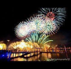 Firework by Kyle Lin