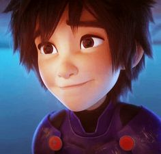 BIG HERO 6---RACHEL BERNEY Hiro realizing that a part of Tadashi was put into Baymax the robot.