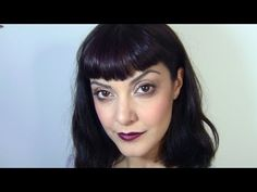 ▶ Dark Lips inspired by Lordes - YouTube