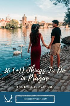 Prague_Things_To_Do_Bucket_List  Prague is the capital city of the Czech Republic, and it's one of the most charming historical places in Central Europe! Here are 30 (+1) Things to do in Prague!   #prague #czechia #czechrepublic #travel #travelguide #centraleurope #europe