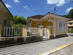 Beautiful house in the brazilian city of Bananal