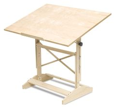 Wood Drafting Table have one almost like it and got  it for 20 dollars at yard sale lol whoohoo