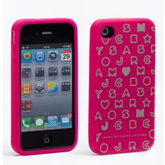 Marc by Marc Jacobs Stardust Logo iPhone 4/4s Case