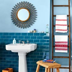 Photo: Bob Smith/IPC Images | thisoldhouse.com | from All About Ceramic Subway Tile