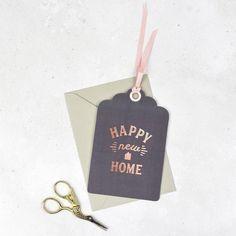 Studio Seed Happy New Home Card