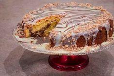 Greek Cake, Cooking Time, Cooking Recipes, New Year's Cake, English Food, Cupcake Cookies, Cupcakes, Greek Recipes, Cake Recipes