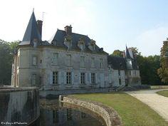 Chateau de Beaurepaire - Beaurepaire, Picardie