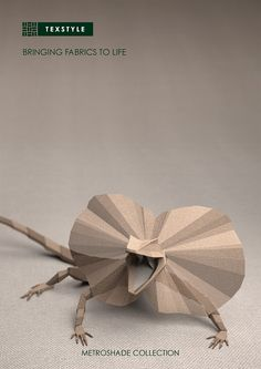 Texstyle Creatures: 3D Artworks by Jeremy Kool | Inspiration Grid | Design Inspiration