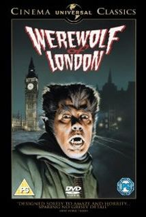 Werewolf of London (1935) | » Horror DVDs    Botanist Wilfred Glendon (Henry Hull) travels to Tibet in search of a rare flower, the Marifasa Lupina, which blooms only in moonlight.    Despite warnings that the region is dangerous, Glendon continues his quest until finally locating the exotic flower, but not before he has to defend himself from an attack by a howling monster.