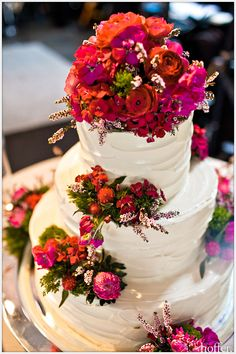 Event Design: Beautiful Blooms  Photography: Hoffer Photography